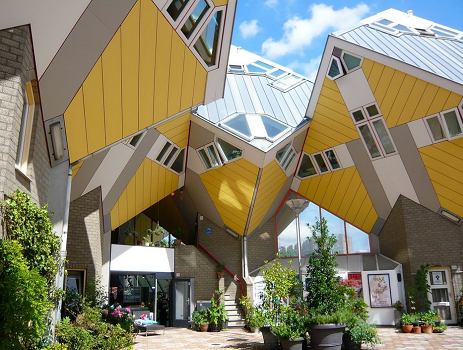 Unique hotels – Netherlands