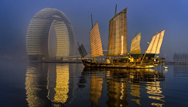 sheraton huzhou hot spring resort. chinapng